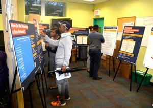 NYC Transit talks buses in Laurelton 1