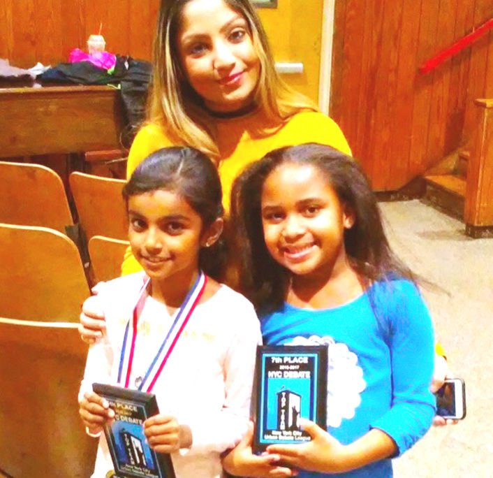 Early Scholars Learning Center students are top Elementary Parliamentary and Public Forum Debaters2