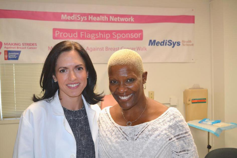 Faster route for breast reconstruction at JHMC - Queens