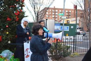 Community rallies against Target 2