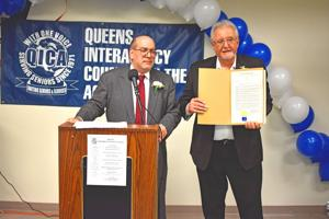QICA, at 48, honors senior advocates 2