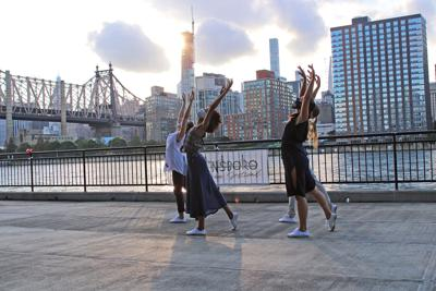 Queens dance festival leaps through adversity 1