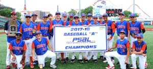 Knights crowned PSAL baseball champions 1