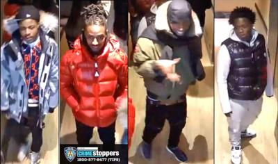 NYPD: Four wanted for hotel shooting 1