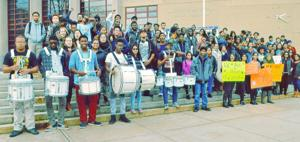 Martin Van Buren High School highlights recent school events 2