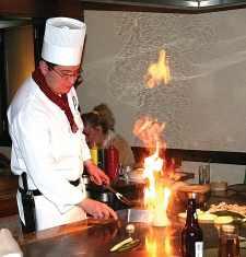 Shiro's Japanese cuisine stars at Atlas Park