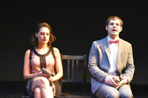 Self-produced plays at The Secret Theater 1