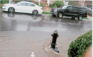 Residents: Eton St. needs flooding fixes 1