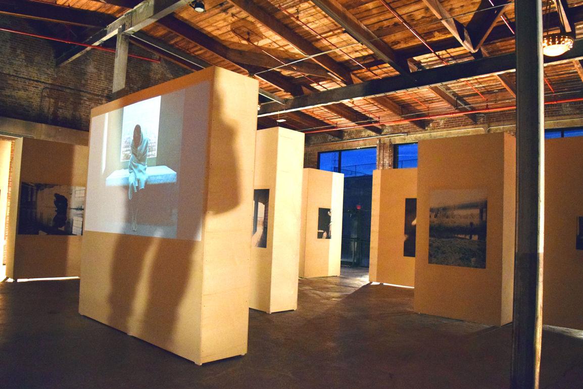 Exhibition casts dark shadows of the conscience 1