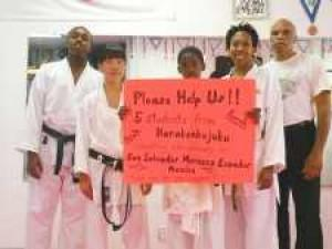 Queens karate kids need help to compete - Queens Chronicle: Eastern