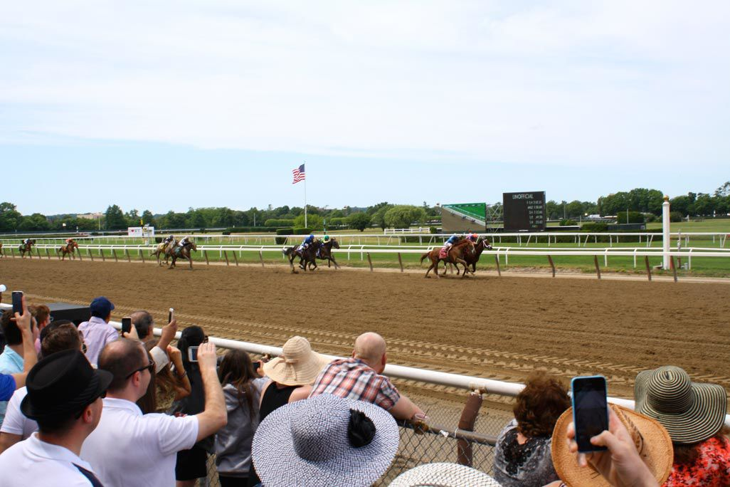 Is Belmont's comeback a boost? You bet! 2