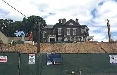 Steinway Mansion concern continues 1