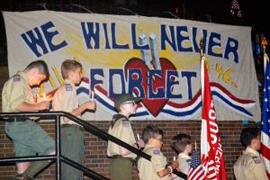 Middle Village pays tribute to the fallen 1