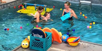 Kid's swim school coming to Flushing 1