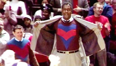 When a sweater defined one of the best rivalries 1