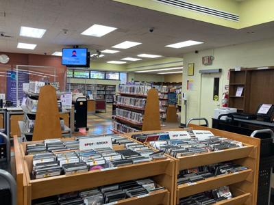 Late return debt cleared by library 1