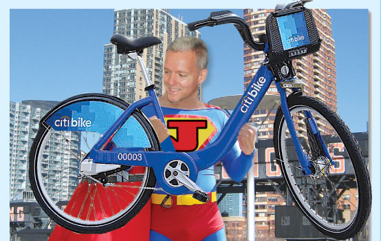 Citi bike program comes to Queens 1