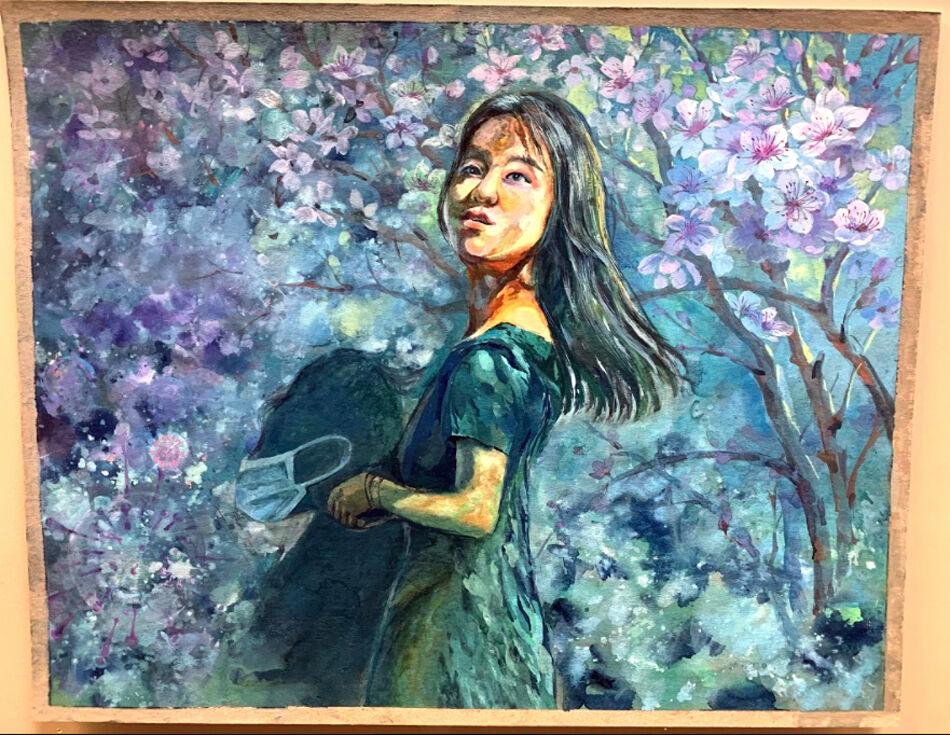 Bayside artist's work to hang in U.S. Capitol 2