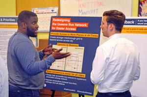 NYC Transit talks buses in Laurelton 2