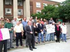 Rezoning Slowdown Angers Civic Leaders