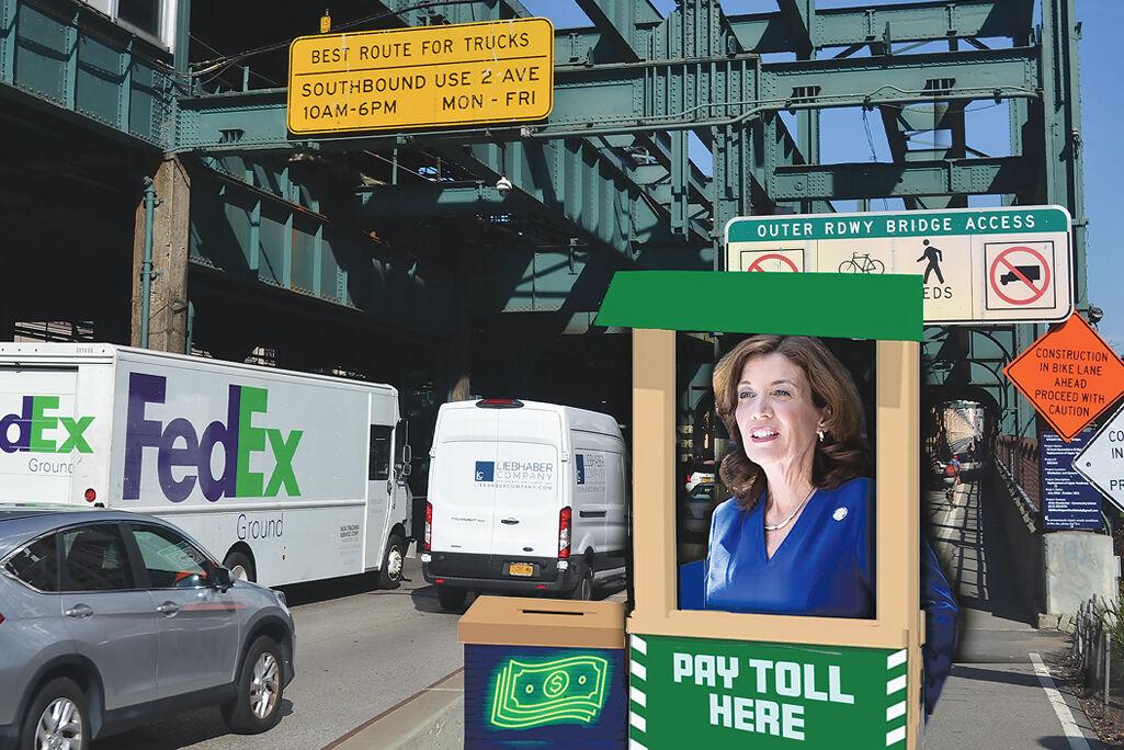 Congestion pricing meetings set: MTA 1