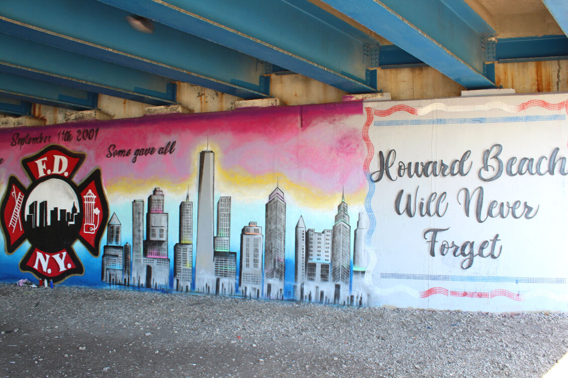 'Never Forget Way' honors 9/11 victims 1