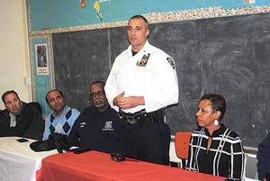 Council greets new CO in 103rd Precinct 1