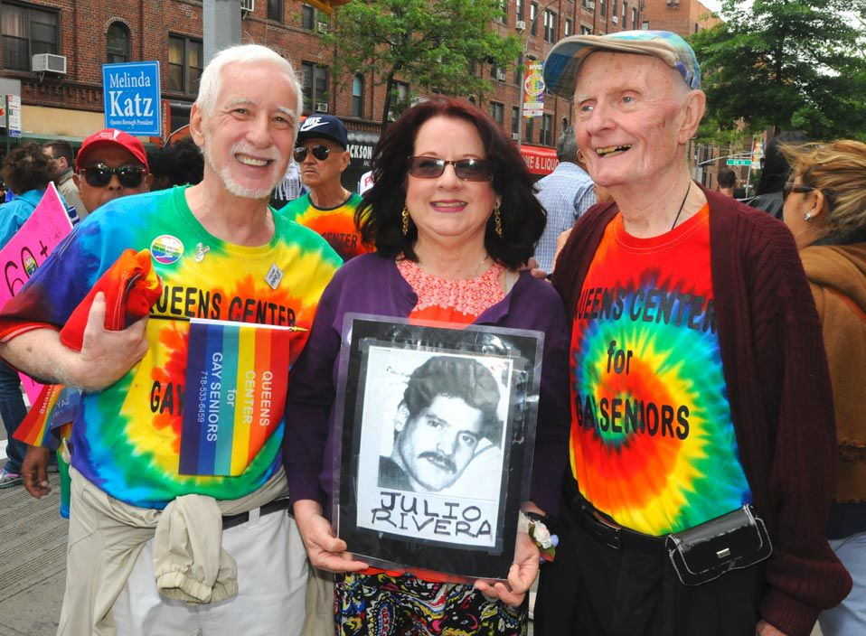 Beaming with Pride in Jackson Heights 1