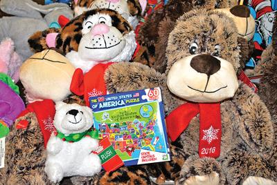 Queens Village toy drive at Clarion Call 1