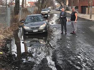DEP, DOT combine to fix 'Lake Edsall' 1