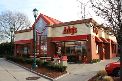 Don't consider Arby's in Middle Village fast food 1