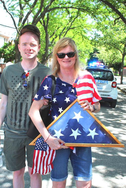 Woodside holds its venerable parade 5