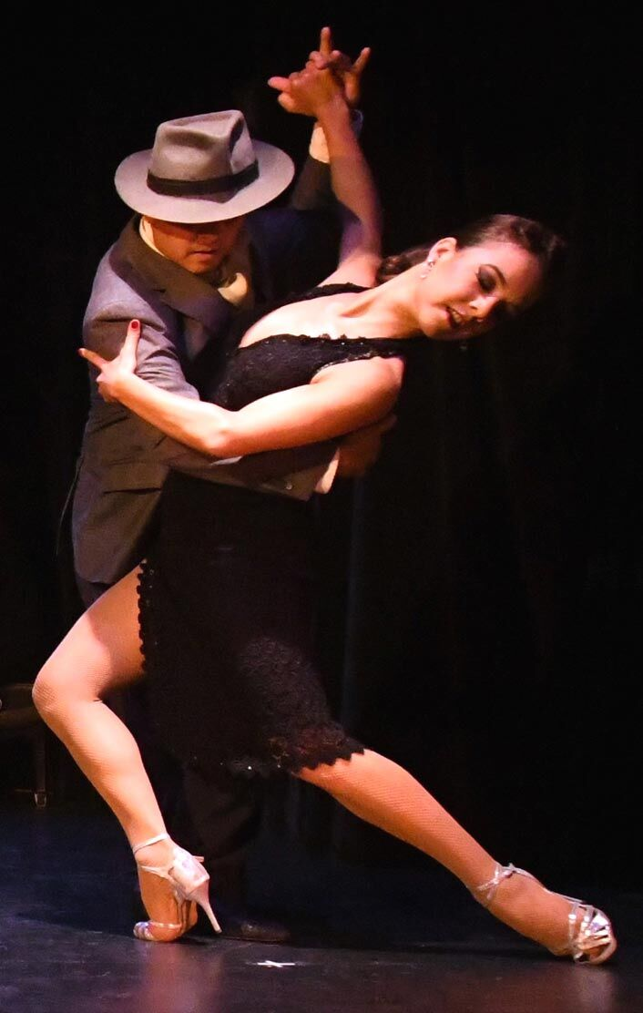 The passion of tango, in a powerful homage 2