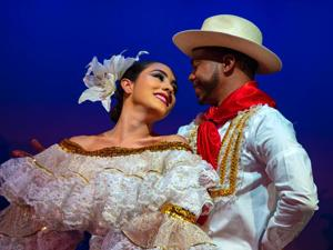 "<p>Love is in the air at stagings of ""A–oranza de Colombia"" (""Nostalgia for Colombia""), a romance told through music and dance by performers including Lorena Ayub and Willy Mena, above, at Thalia Spanish Theatre starting this Friday. See Theatre.</p>"