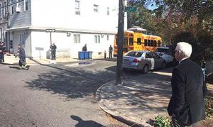 Senior run over by school bus and killed 1