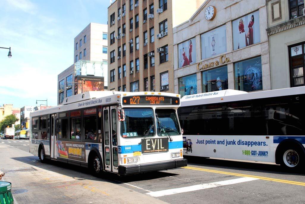 MTA draft Queens bus plan made public 1