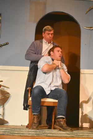 Douglaston troupe stages a play that's to die for 1