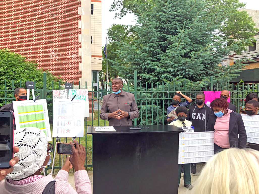 Community leaders want to sue DOE 1