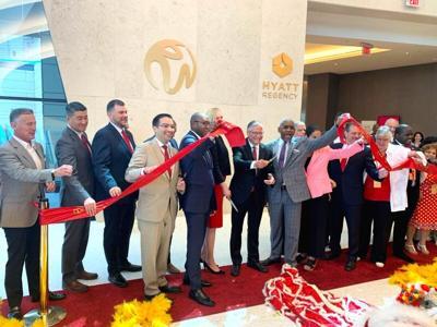 Queens Resorts World opens Hyatt 1