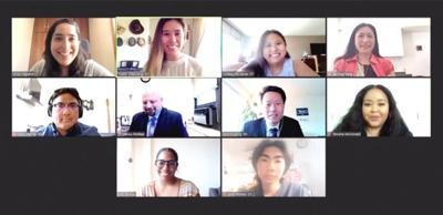 Molloy HS hosts inaugural virtual AAPI panel