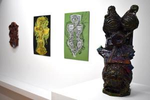 Mind before matter in ceramics exhibition 1