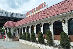 Neptune owner says diner is staying put 1