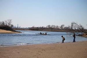 NPS proposes to fix West Pond breach 1