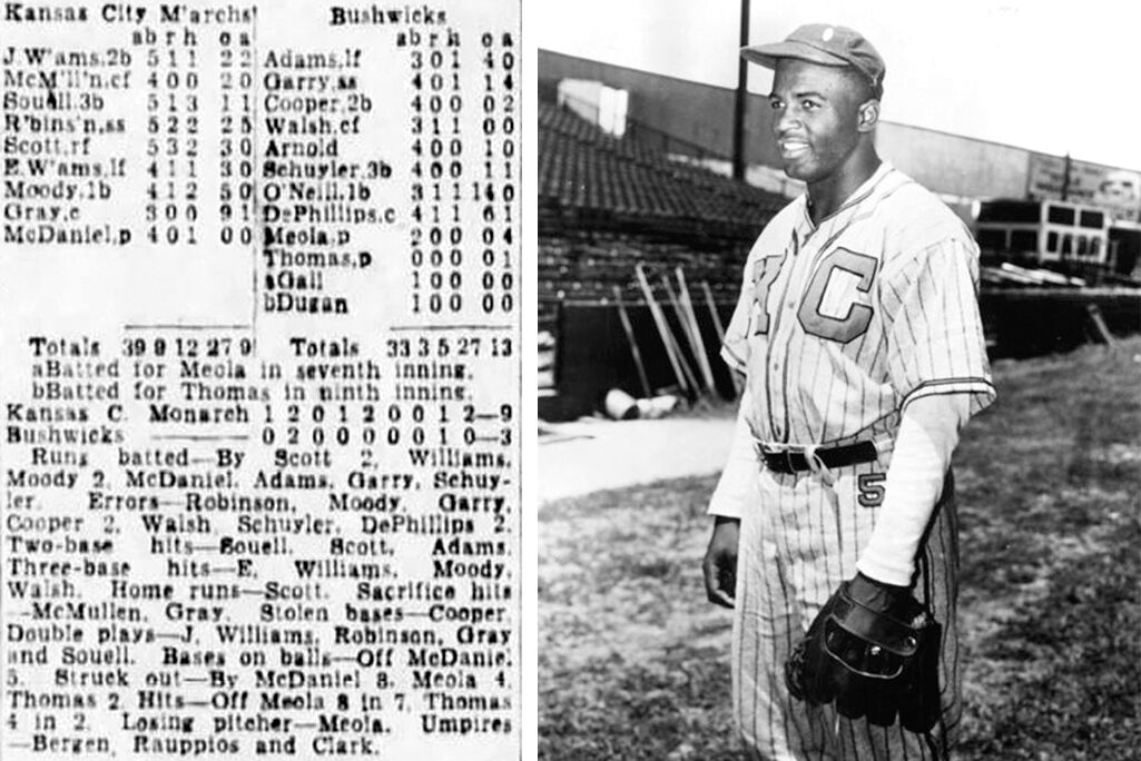 Negro Leagues thrived in Woodhaven 1