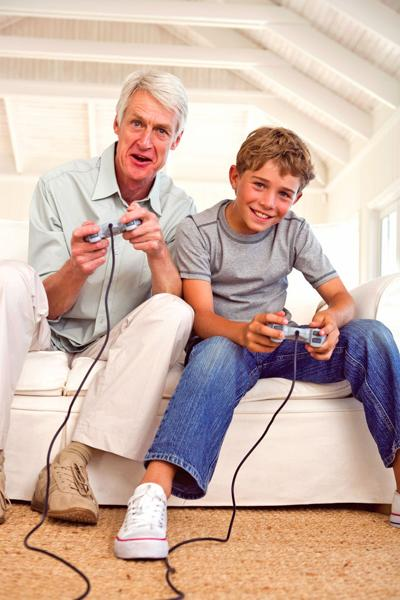 These are your grandparents' video games 1