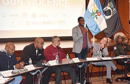 The battle to stop area gun violence 1