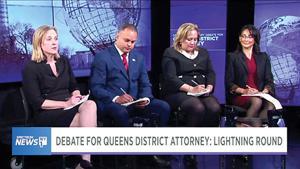 Katz takes heat at NY1 DA debate 1