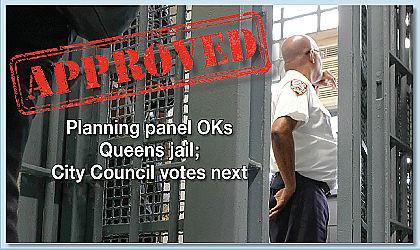 Borough-based jail proposal advances 1