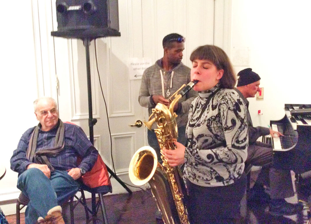 Jazz Jams honoring Armstrong pack the house 1