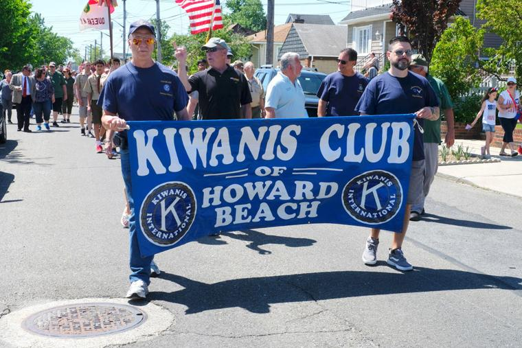 Howard Beach, old and young, remembers 7